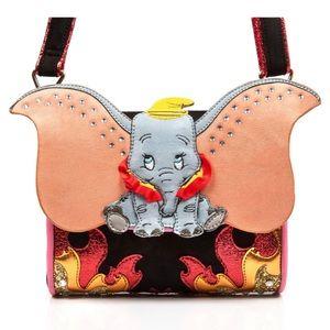 NEW irregular choice Disney dumbo handbag